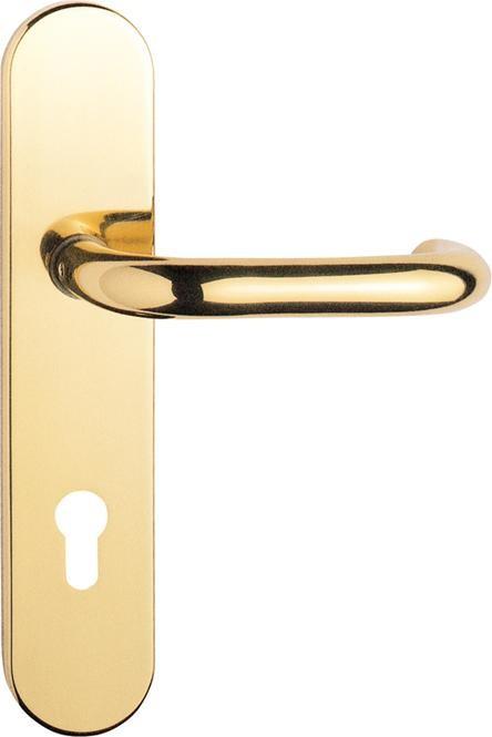 dana t rbeschl ge f r innent ren gold hulerk bt. Black Bedroom Furniture Sets. Home Design Ideas